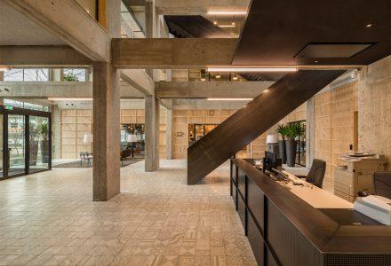 荷兰De Alliantie房产公司新总部办公室