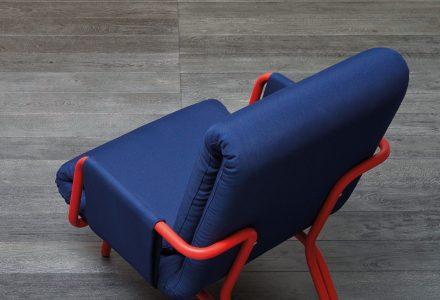 意大利Diplopia扶手椅