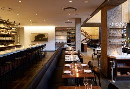 纽约·大都会博物馆内的Flora酒吧餐厅