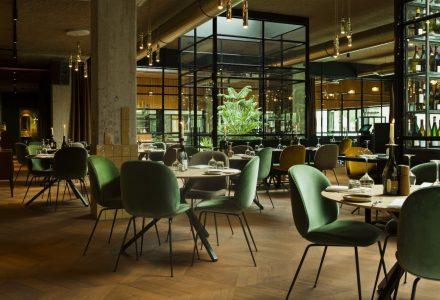 阿姆斯特丹Hotel V Fizeaustraat复古主题酒店