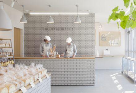 日本·Style Bakery面包店设计