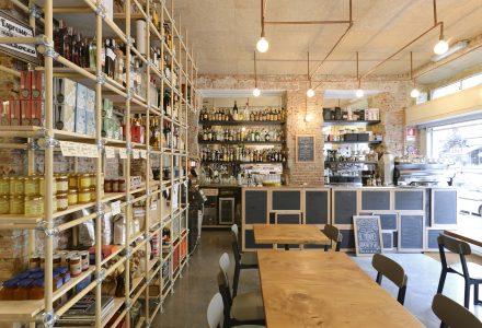 米兰·意式风味TAGLIO多业态餐饮空间