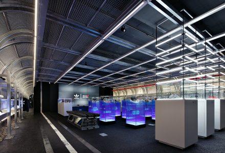 首尔·DAS107阿迪达斯Adidas高端产品概念店