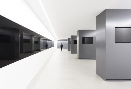 ARV办公室用几何形态解读空间建筑