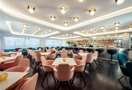 伦敦·轻复古风Bronte精品酒吧餐厅