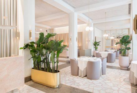 新加坡Odette精品法式餐厅设计