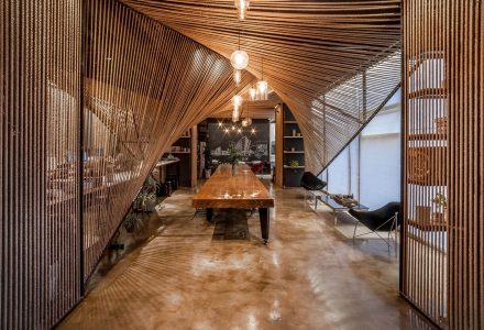 上海麻绳工作室设计 / 寻常设计
