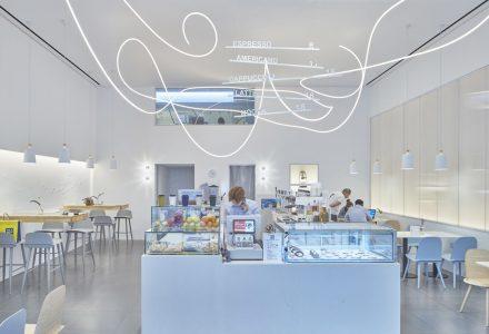 哈尔滨E Baking&RenYiHan Café时尚咖啡店
