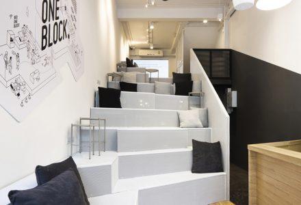 曼谷BED ONE BLOCK青年旅舍设计