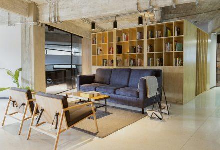 开放式创意办公室设计—Homework