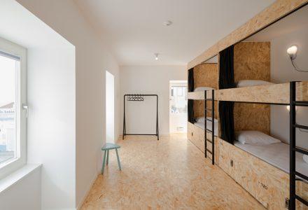阿尔加维旧建筑改造Hostel CONII酒店