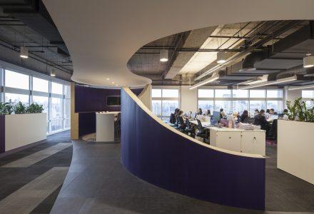 Linx Headquarters圣保罗新总部办公空间