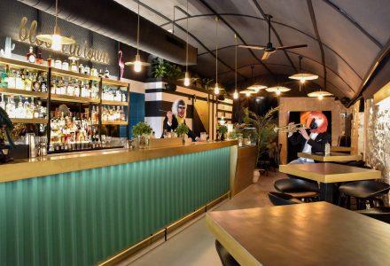 意大利莫尔费塔BIT酒吧餐厅