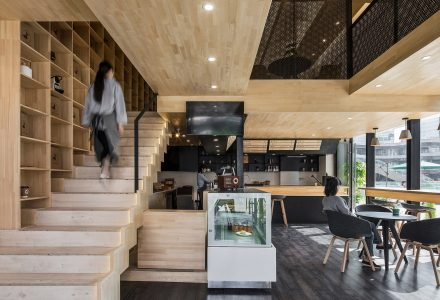 成都原木空间咖啡厅—daodao coffee