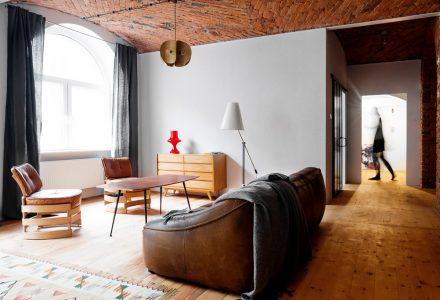 果酱厂仓库改造的小户型公寓