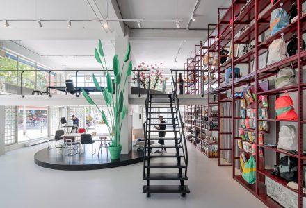 鹿特丹Groos Rotterdam高端设计概念店