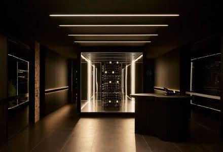 墨尔本黑金属Jackalope酒店设计