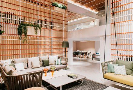 户外家具品牌Kettal的巴塞罗那展厅设计