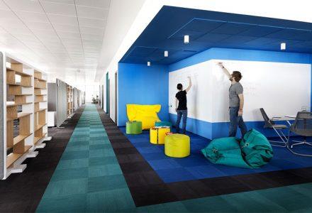 Paysafe公司创新灵活办公空间