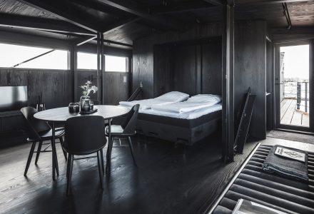 哥本哈根THE KRANE豪华港口酒店