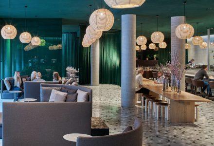 挪威卑尔根雨水主题Zander K酒店设计