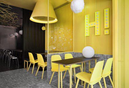 HI-POP茶饮时尚概念店铺设计