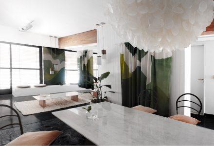 阿根廷时尚私人公寓