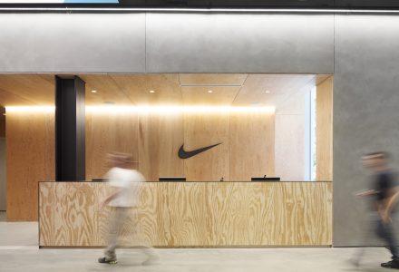 耐克纽约总部办公空间设计