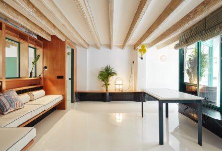 55平面小公寓改造