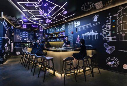 新加坡COO concept酒店设计