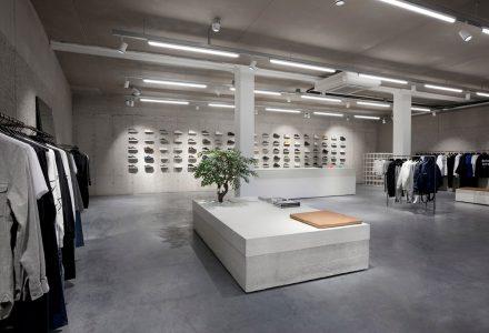 ETQ多品牌集合服装店设计