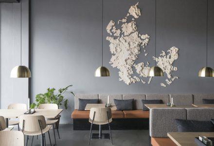哥本哈根Palæo连锁快餐品牌店设计