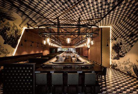 """台北""""海寿司""""日本寿司餐厅"""