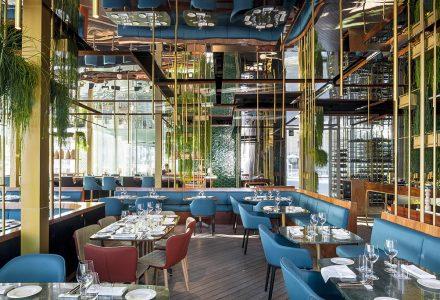 巴塞罗那地中海风情OneOcean俱乐部餐厅