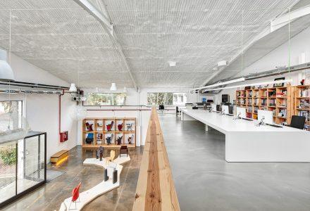 非格拉斯国际座椅设计公司展示中心