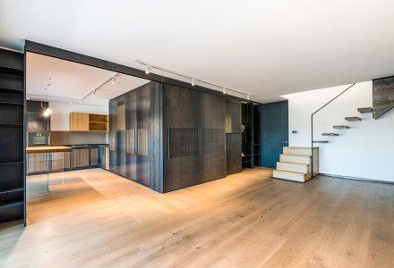 年轻男孩的住宅空间设计