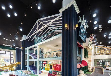 上海·奈尔宝儿童游乐园设计 / 唯想国际