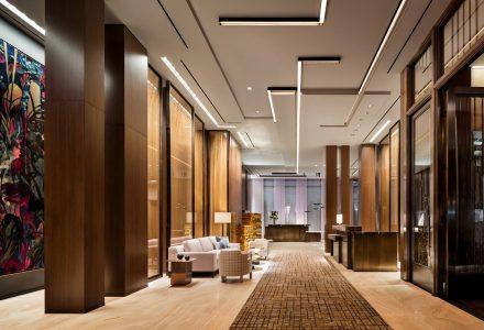 纽约·30 Park Place精品四季酒店 / Yabu雅布设计