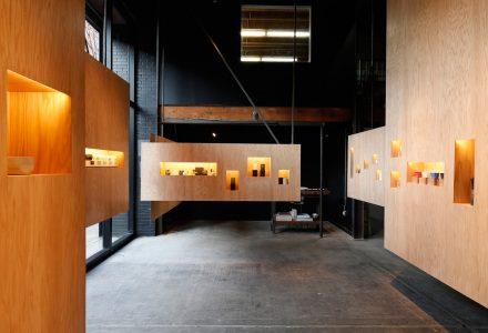 纽约·Joya Studios品牌零售空间