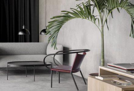 丹麦家具品牌展厅及共享办公室