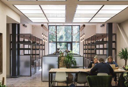 前工厂改造联合办公空间