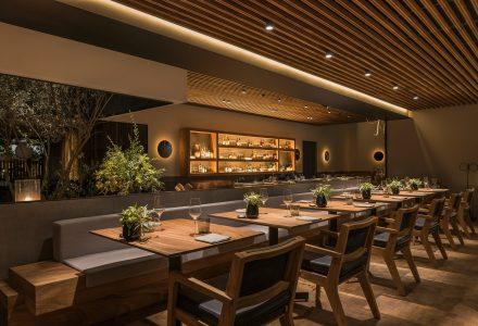 老房子改造墨西哥城Pujol餐厅