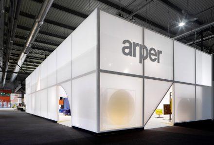 2017米兰家具展Arper展厅