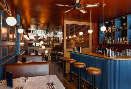 伦敦Señor Ceviche餐厅