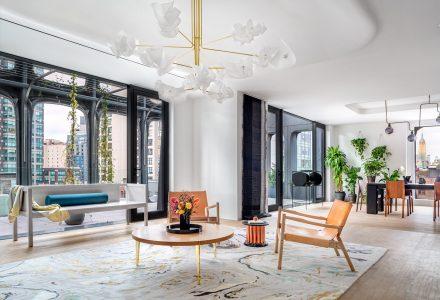 纽约曼哈顿精品公寓住宅