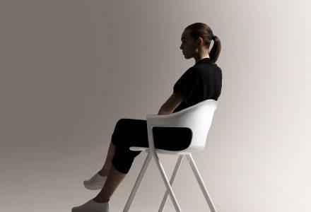 家具品牌Allermuir – AXYL椅子系列