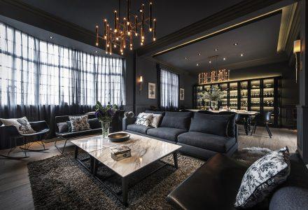 """上海""""法租界""""里的公寓改造设计"""