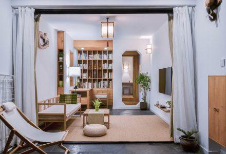 """南京""""系园""""-设计师的自宅改造"""