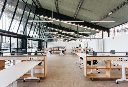 历史建筑改造现代办公创意产业园