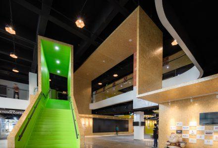 天津国企酒店改造最酷众创空间